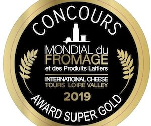 MANCHEGO BIO – Flor de San Isidro  AWARD SUPER GOLD  WORLD CHEESE