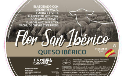 OUR NEW RANGE OF IBERIAN  Flor San Ibérico.