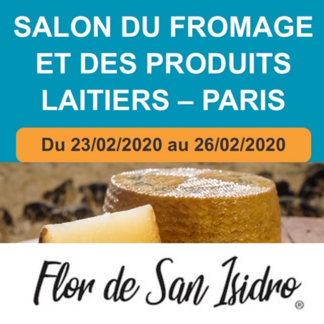Paris 2020 Cheese Fair